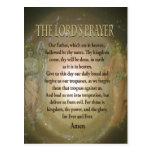 Rezo - Prayer del señor Postales