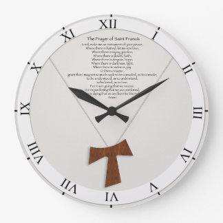 Rezo San Francisco Reloj Redondo Grande