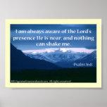 Rezos de la escritura de la biblia posters