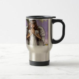 Rezos del ángel tazas de café