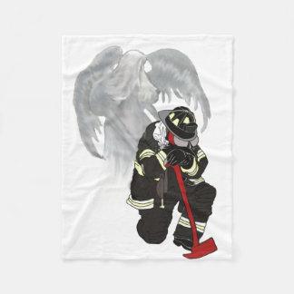 Rezos del bombero manta de forro polar
