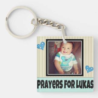 Rezos para el llavero de Lukas
