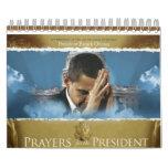 Rezos para el presidente 2012 calendario