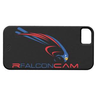 Rfalconcam Logo Black Case-Mate iPhone 5 iPhone 5 Covers
