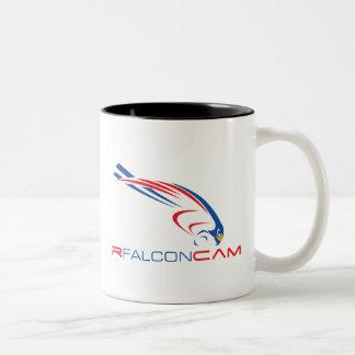 Rfalconcam Two-Tone Mug