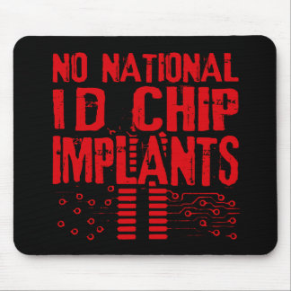 RFID CHIP IMPLANT MOUSEPADS