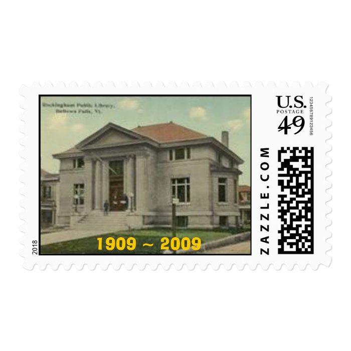 RFPL 1909 ~ 2009 - Customized Postage