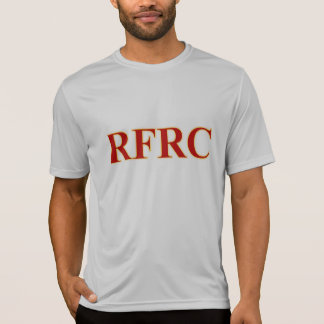 rfrc, Men's Tech, Gray T-Shirt