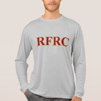 RFRC Men's Tech, long sleeve gray T-Shirt