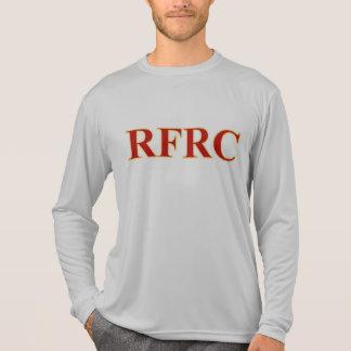 RFRC Men's Tech, long sleeve gray Tee Shirts
