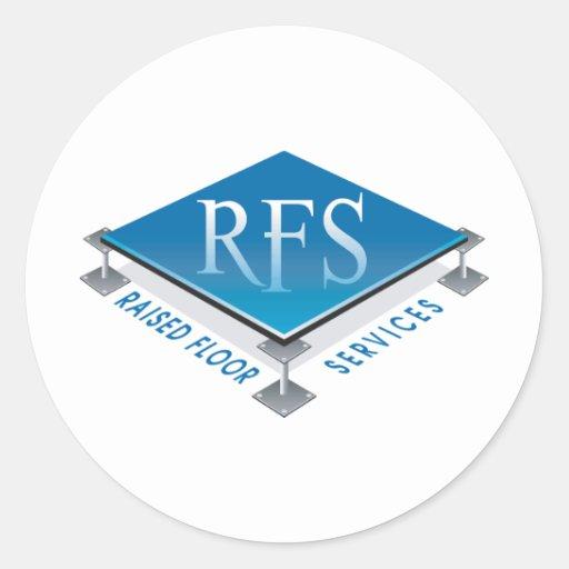 RFS PEGATINAS REDONDAS