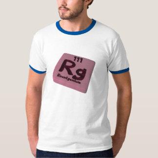 Rg Roentgenium Tshirt