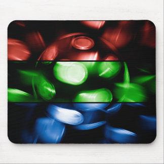 RGB Disco Lamp - Mousepad