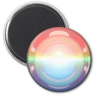 RGB-Esferas 1 Imán Redondo 5 Cm