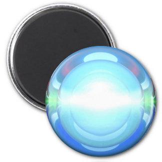 RGB-Esferas 4 Imán Redondo 5 Cm