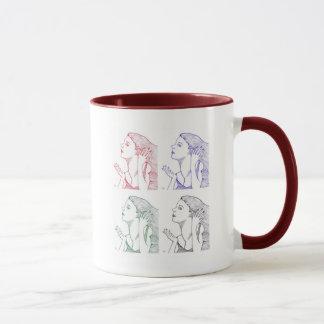 RGB Faces Mug