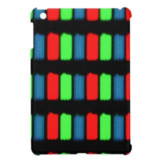 RGB LCD display micrograph iPad Mini Covers