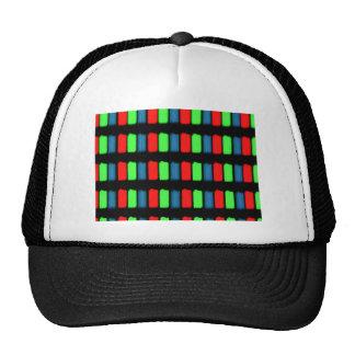 RGB LCD display micrograph Trucker Hat