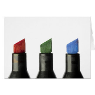 RGB Markers Greeting Card