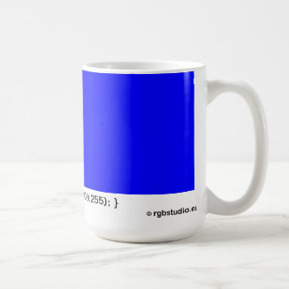RGB Mug Blue (CSS stylesheet)