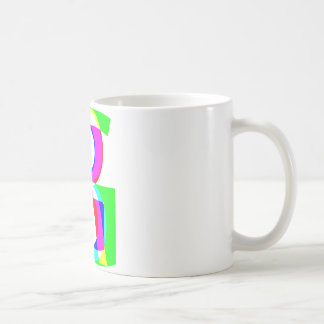 RGB pile Coffee Mug