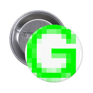 RGB-pixelated Pinback Buttons