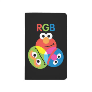 RGB Sesame Street Journal