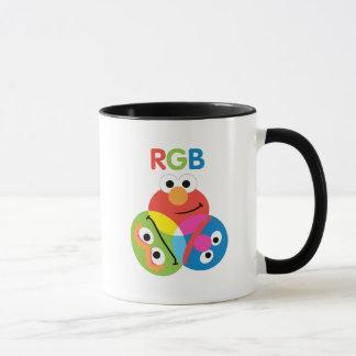 RGB Sesame Street Mug