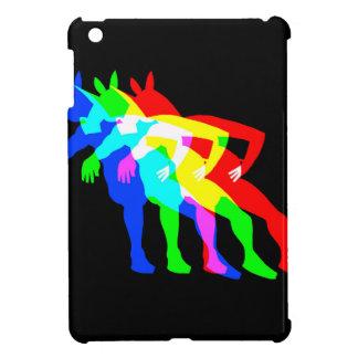 RGB Unicorn V02 Cover For The iPad Mini