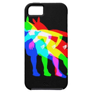 RGB Unicorn V02 iPhone SE/5/5s Case