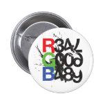 RGBaby logo Pins