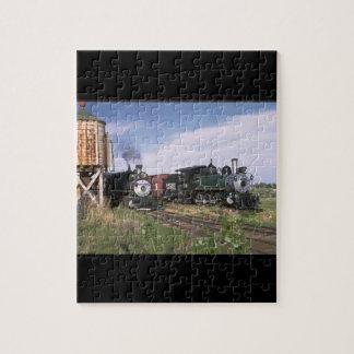RGS narrow gauge 4-6-0 #20_Trains Jigsaw Puzzle