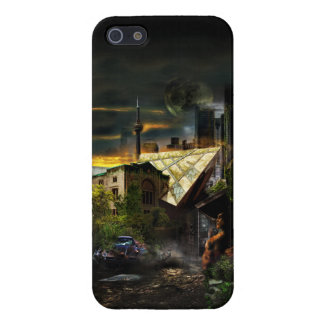 rh evolution - iPhone Cover For iPhone SE/5/5s