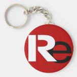 RH supporter Key Chain