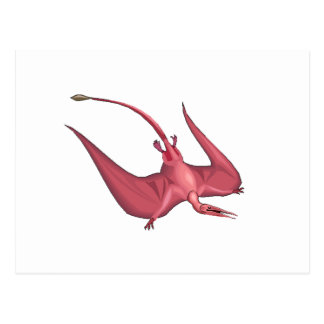 Rhamphorhynchus Post Card