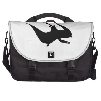 Rhamphorhynchus Silhouette Laptop Commuter Bag