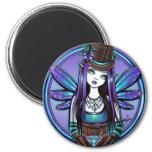 """Rhapsody"" Gothic Absinthe Fairy Art Magnet"