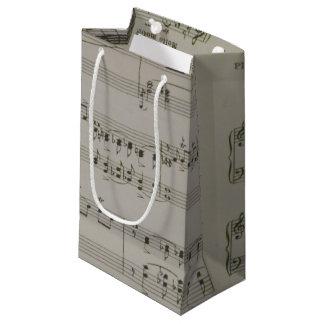 Rhapsody in Blue Small Gift Bag