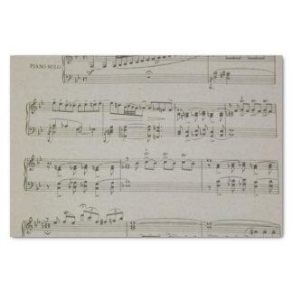 Rhapsody in Blue Tissue Paper