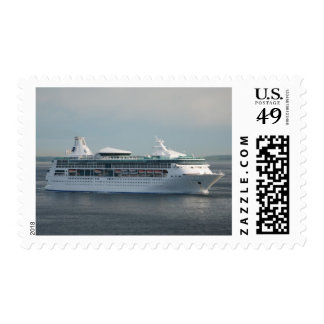 Rhapsody of the Seas Postage Stamp