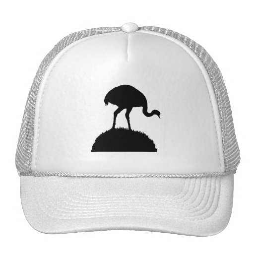 Rhea Bird. Trucker Hats
