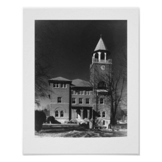 Rhea County Courthouse Poster