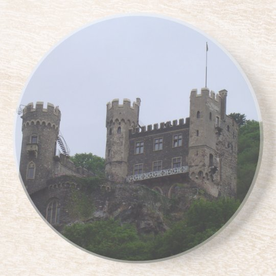 Rhein Castle Drink Coaster