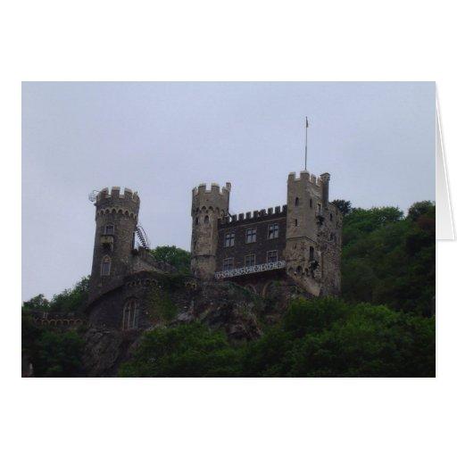 Rhein Castle Greeting Cards