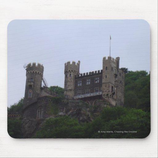 Rhein Castle Mouse Pad