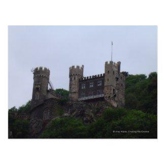 Rhein Castle Post Cards