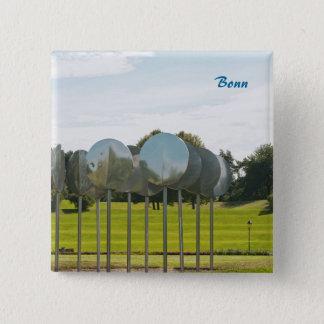 Rheinaue Park in Bonn Pinback Button