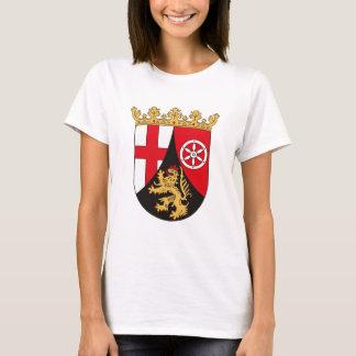 Rheinland Pfalz Coat of Arms T-shirt