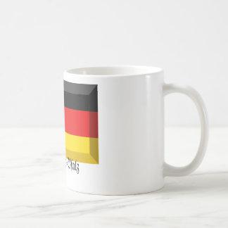 Rheinland-Pfalz Flag Gem Coffee Mug