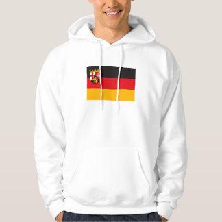 Rheinland Pfalz Flag T-shirt